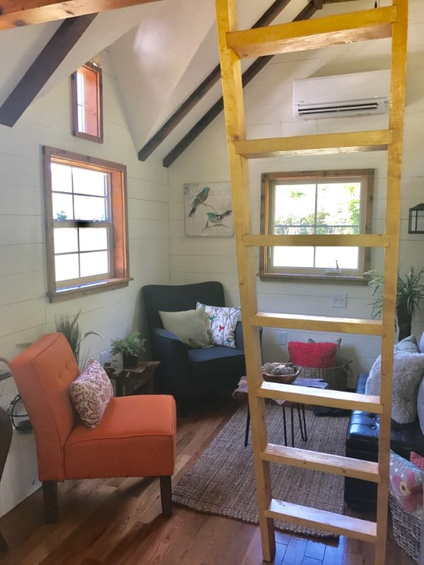 Escape from the Ordinary in The Highland 10' x 24' Tiny House
