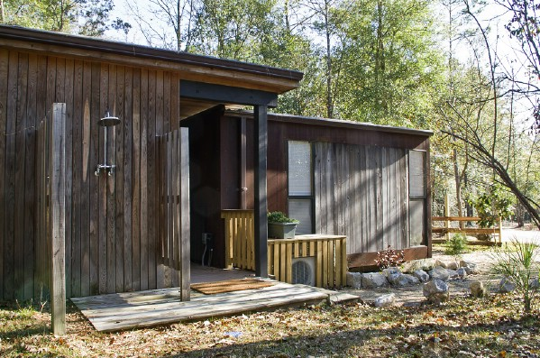 Stay in a Cool Modern Tiny House at Coldwater Gardens in FL