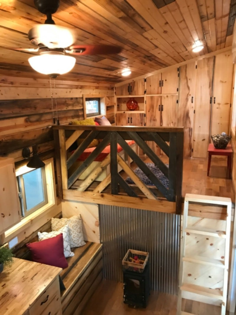 The 26′ x 8′ Coyote Cabin is Ready for Adventure