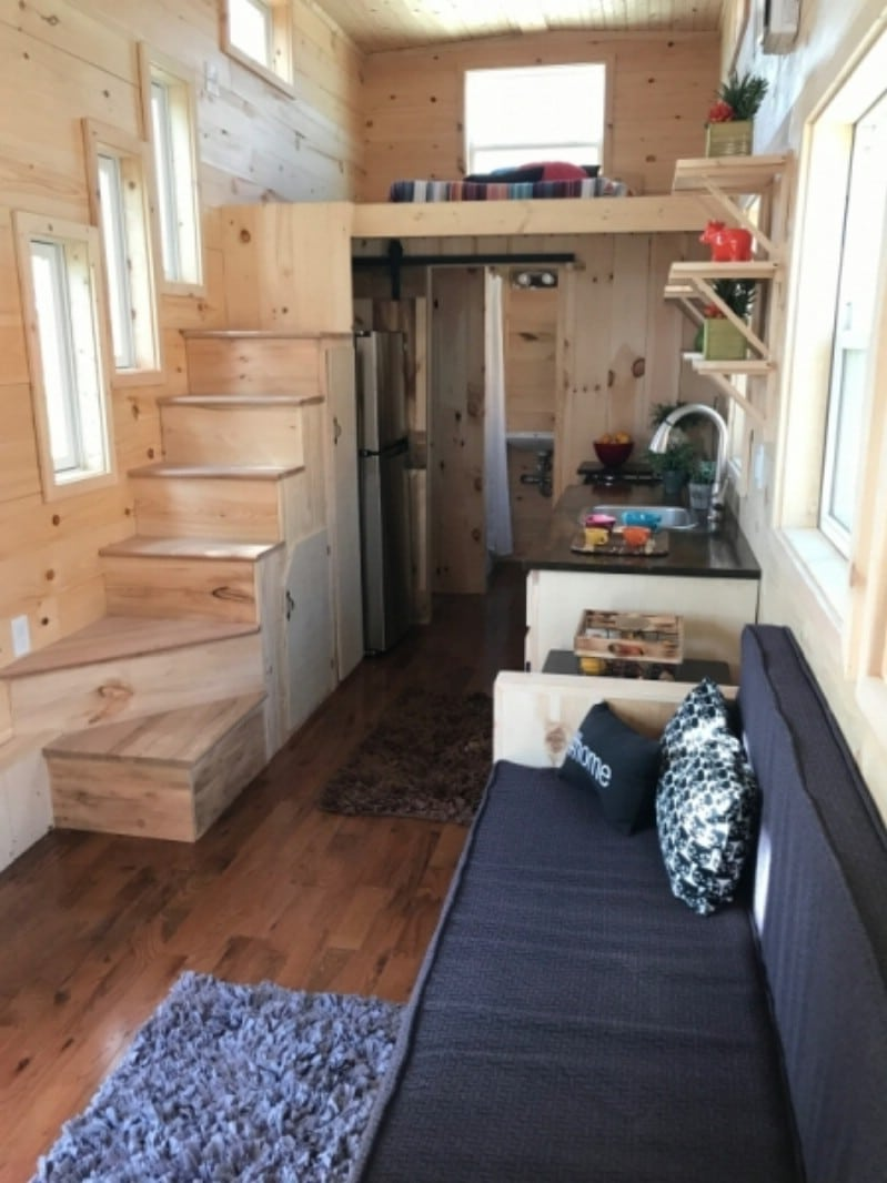 The Kabane Is Yet Another Masterpiece from Incredible Tiny Homes