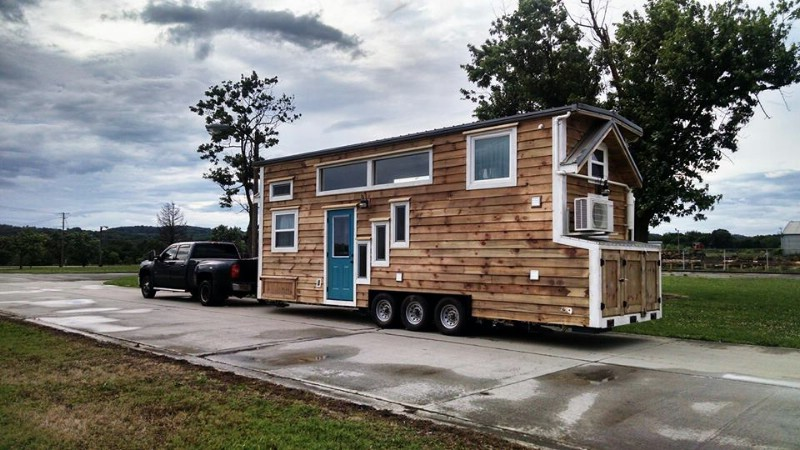 The Dandelion Tiny House Tour