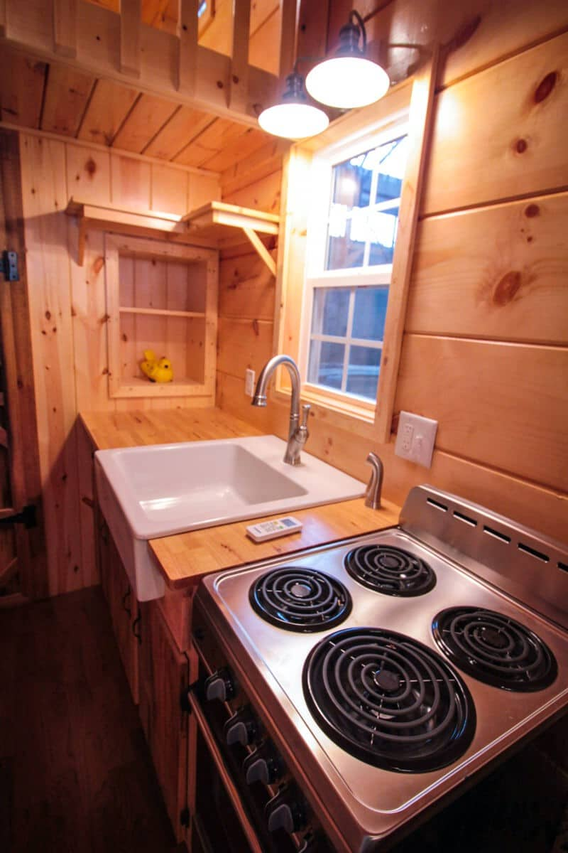 Envy by Incredible tiny houses - Tour