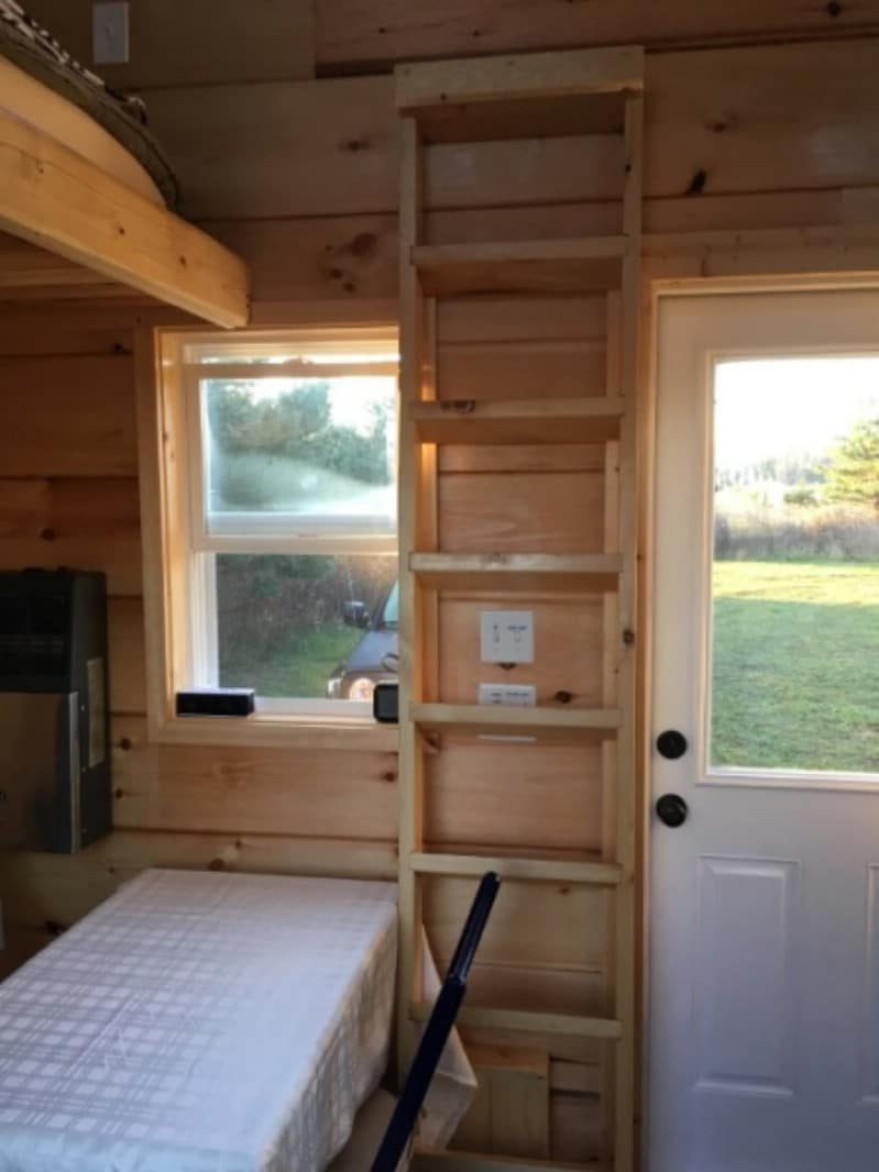 Hunter Lake Tiny House Tour: