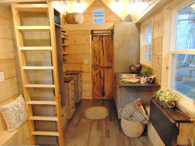 Rookwood Cottage Tiny House Tour