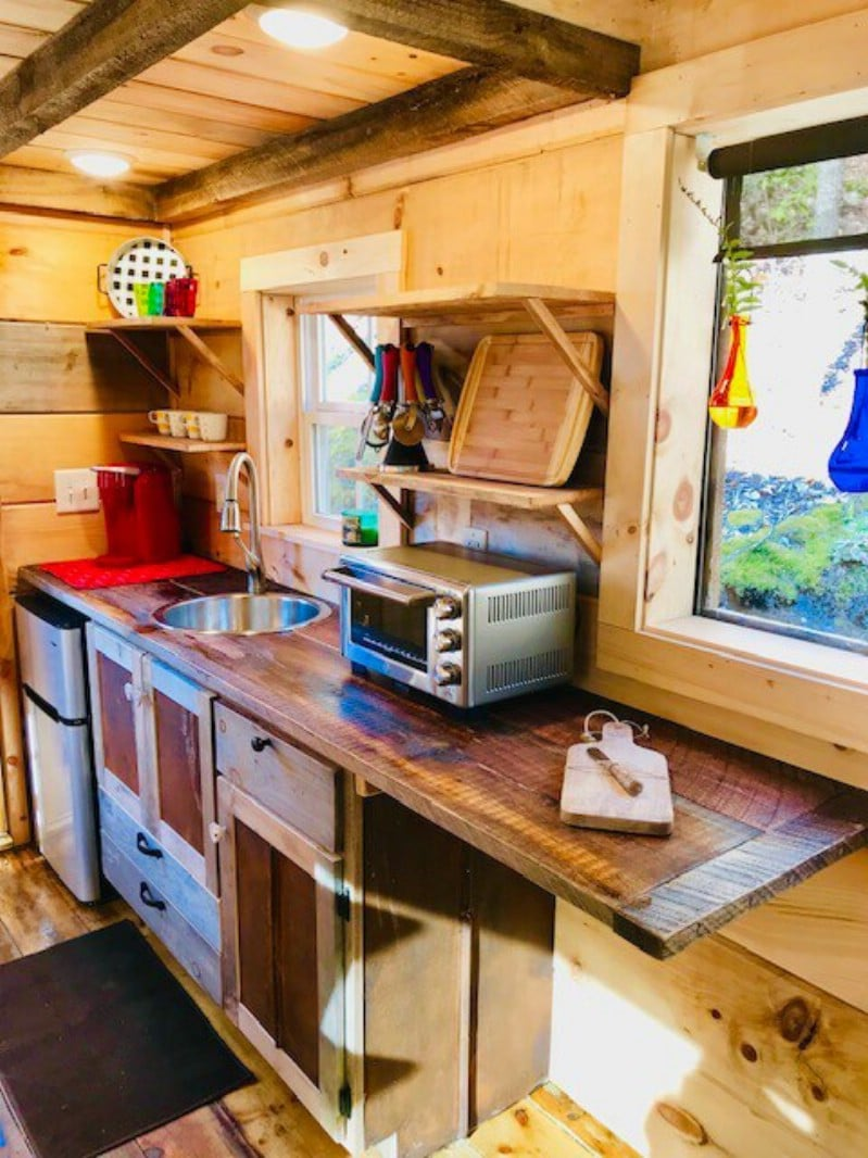 Beaver Creek Tiny Cabin House Tour