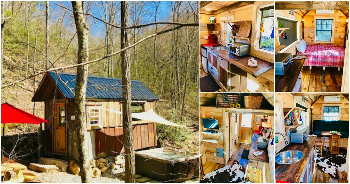 Tiny House Tours News Projects And Plans Itinyhouses Com