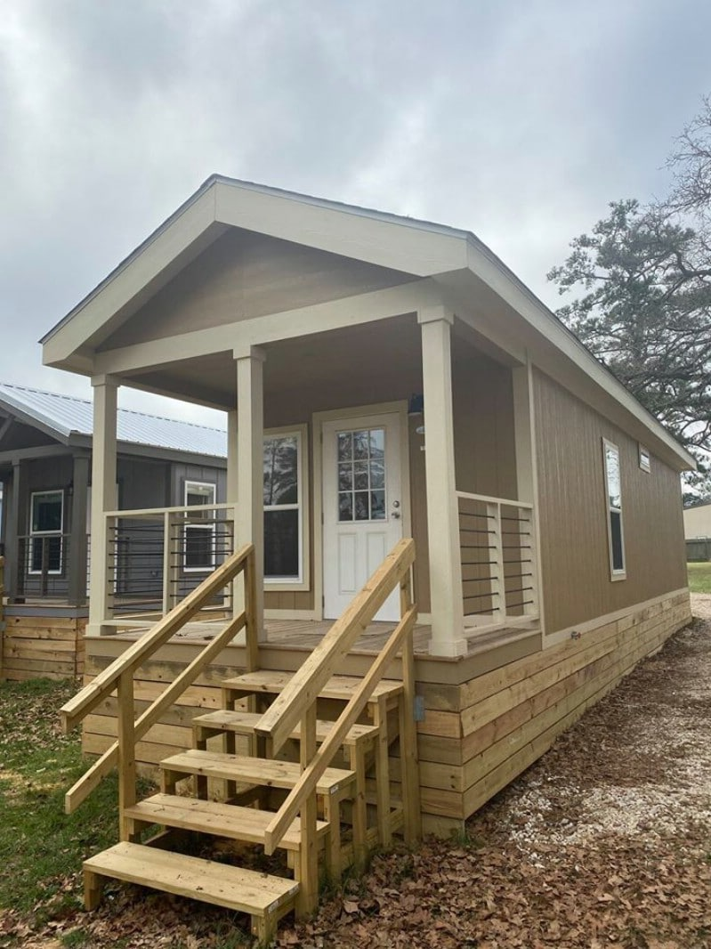 This Beautiful Tiny House in Texas Is Move-In-Ready