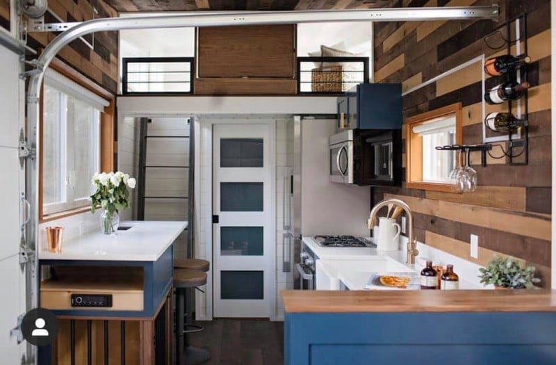 This 240-Square-Foot Tiny House is For Sale in Oklahoma