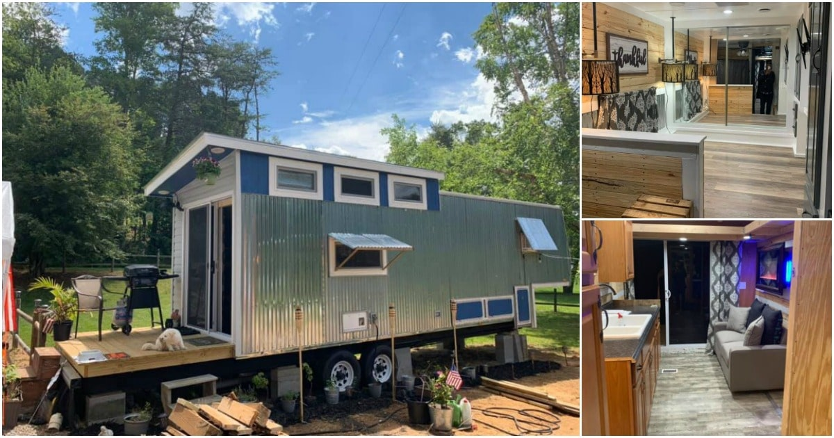 You Can Own This Amazing Tiny House for Only $34,999