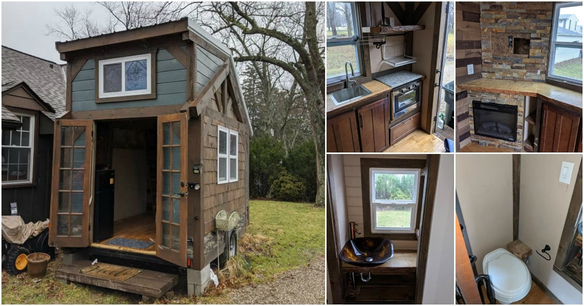 This Cozy Tiny House is Available for Only $29,000