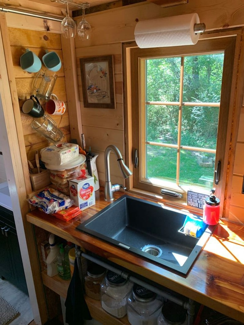 This 2015 Tiny House for Sale is Super Energy Efficient