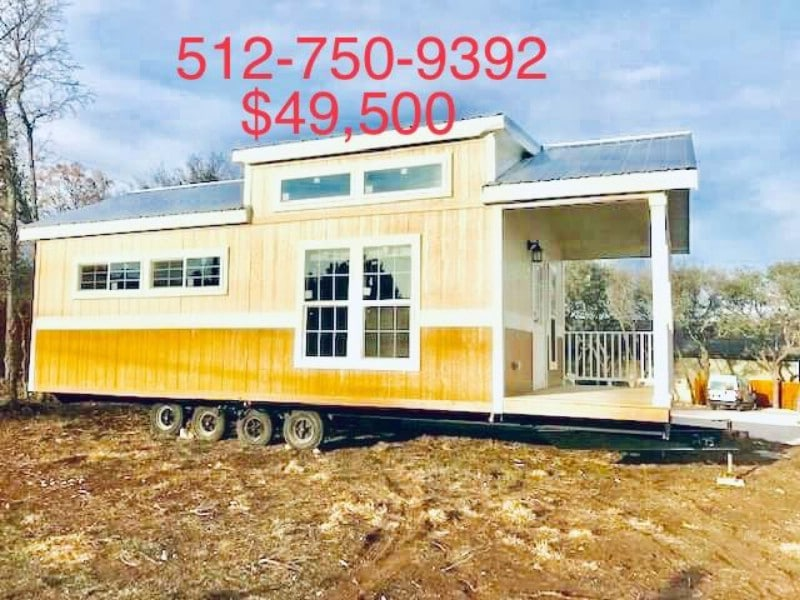 This Spacious Tiny House Could Be Yours for Just $49,500