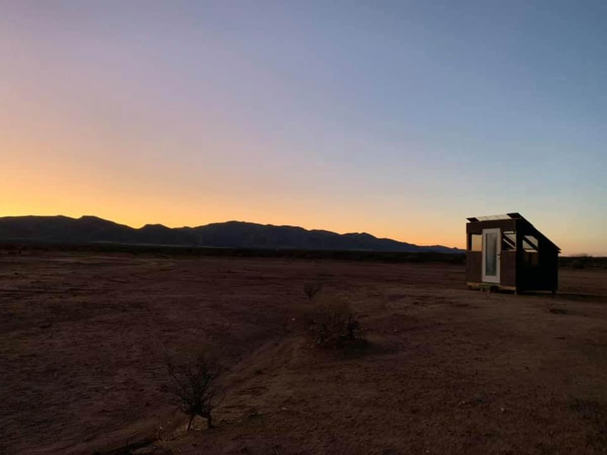 Grab Two Acres of Gorgeous Desert Land Plus a Tiny Shack for $4,200