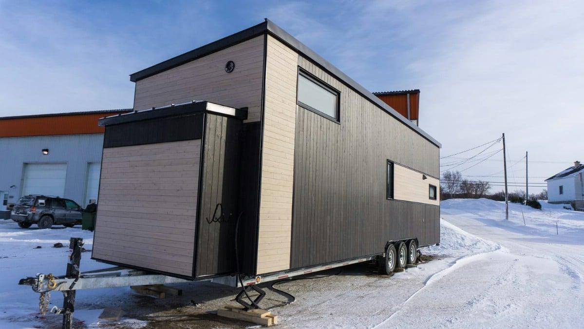 Ebene Tiny House Tour:
