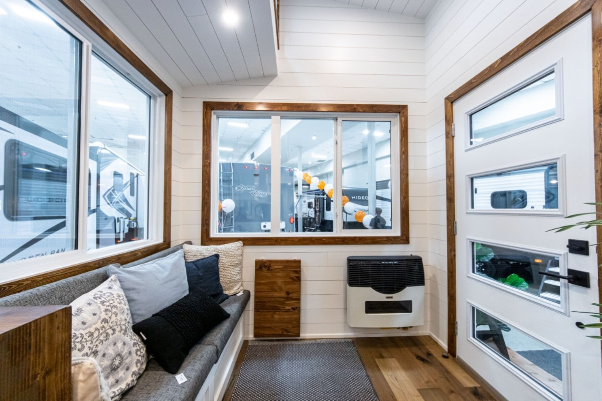 Epic Modern Farmhouse Tiny House