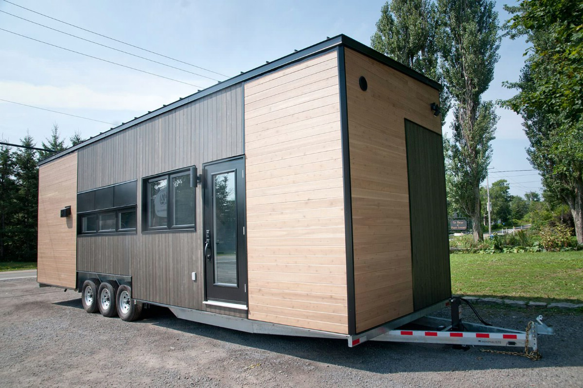 Lilas Tiny House Tour: