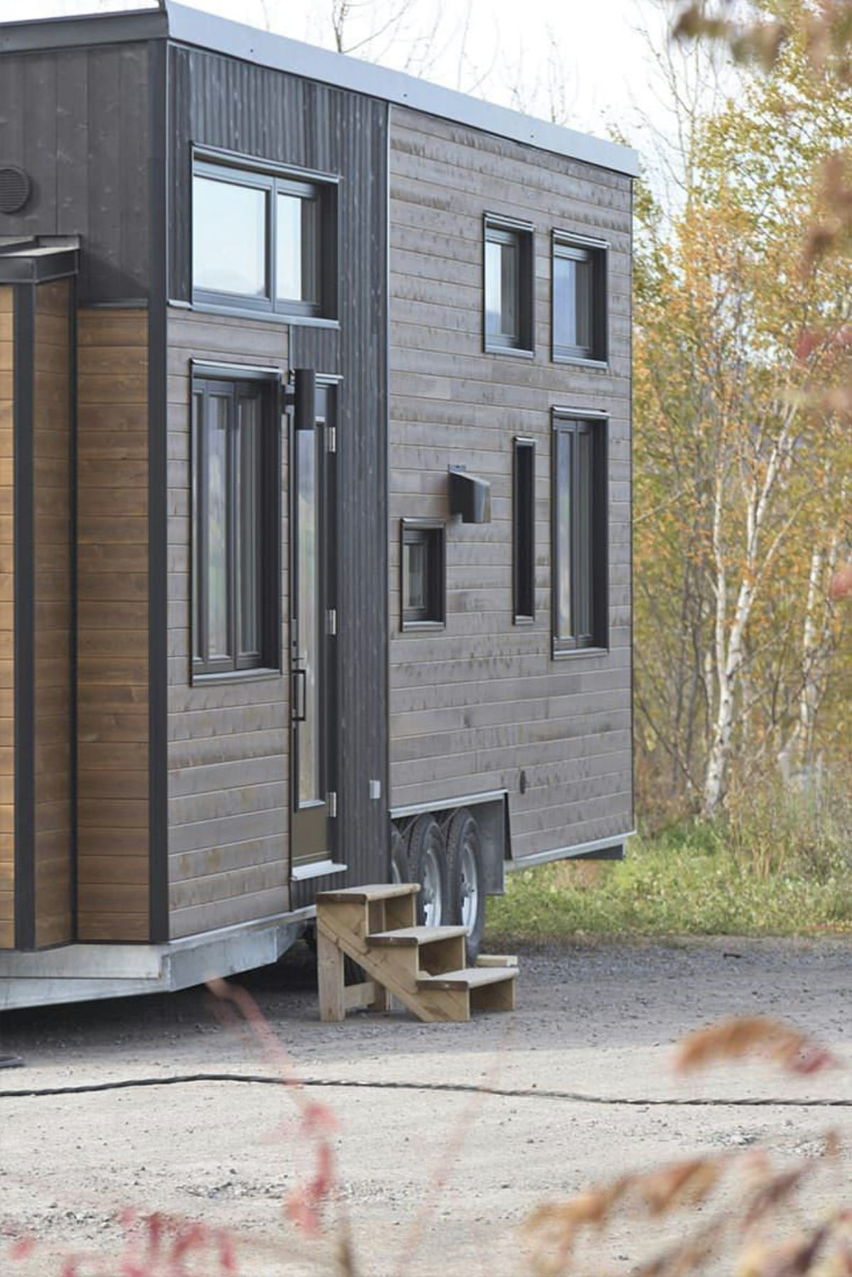 Magnolia by Minimaliste Tiny House Tour: