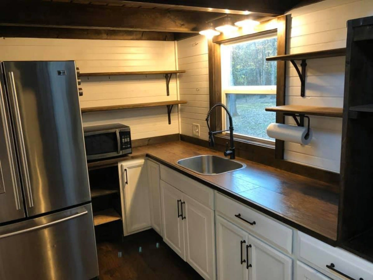 This 384-Square-Foot Tiny House for Sale in South Carolina is Just 2 Years Old