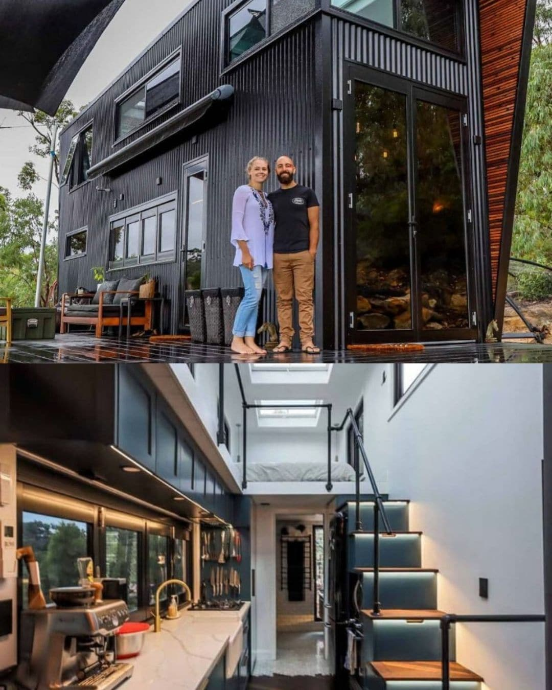 The Blue Mountains Luxury Tiny House
