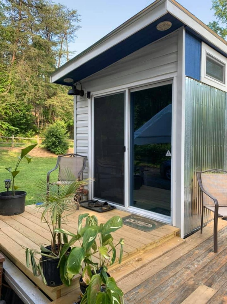Corrugated Metal House for Under $35,000