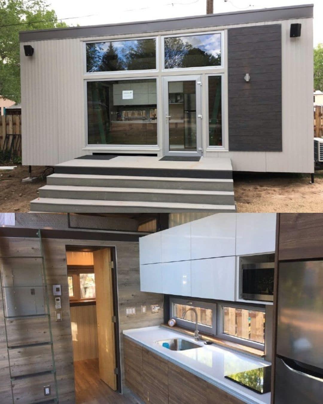 SteelGenix Micro Homes