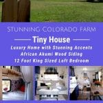 Tiny house collage