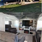 Fully Furnished Tiny House Collage