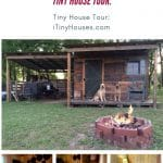 Pallet house collage