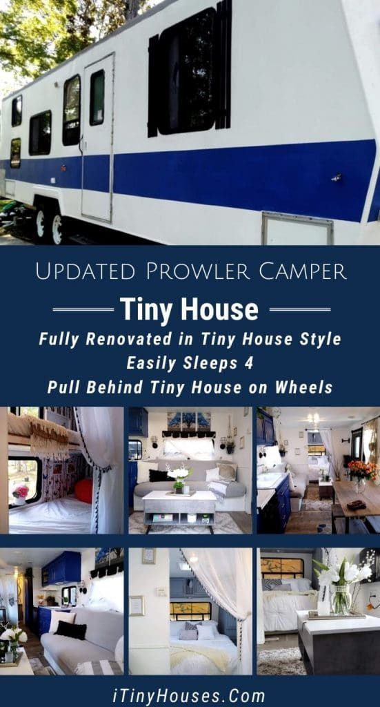 Prowler Camper Collage