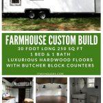 Rustic custom build collage