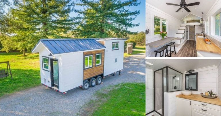 Tack Tiny House Collage