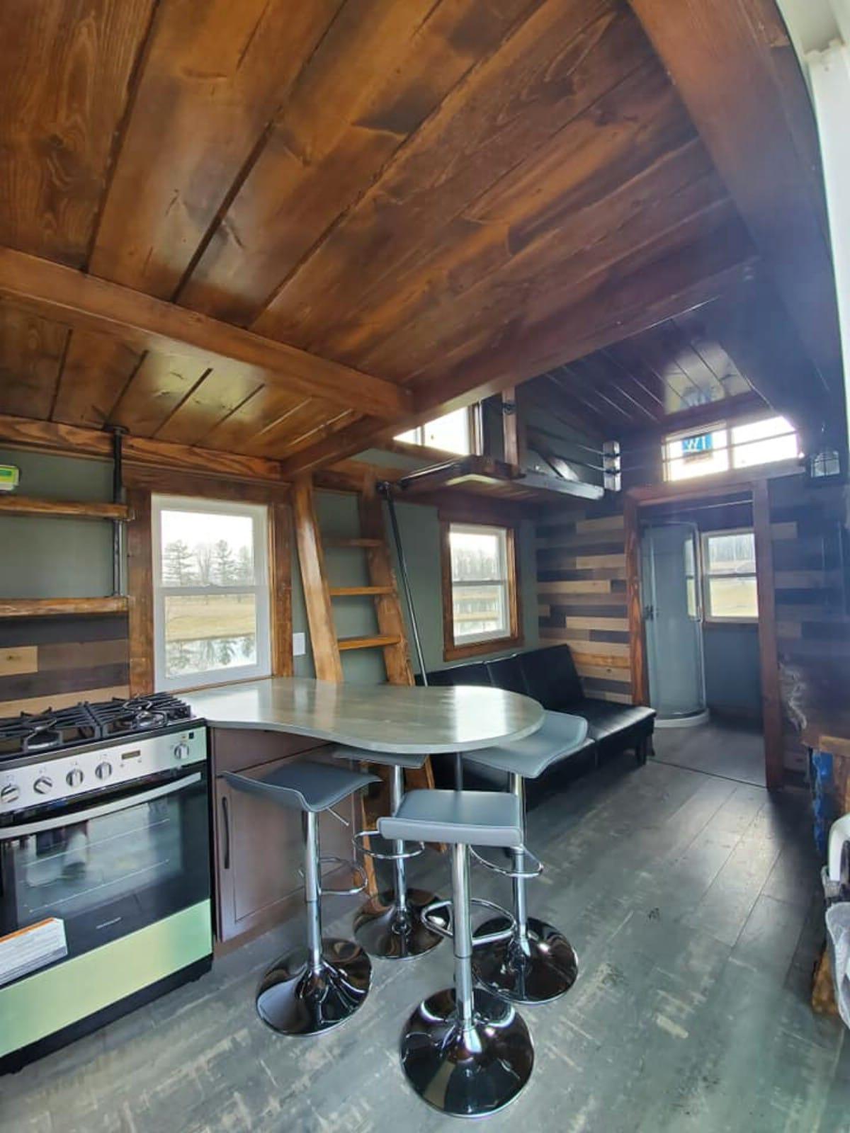 Intro to woodland escape tiny house