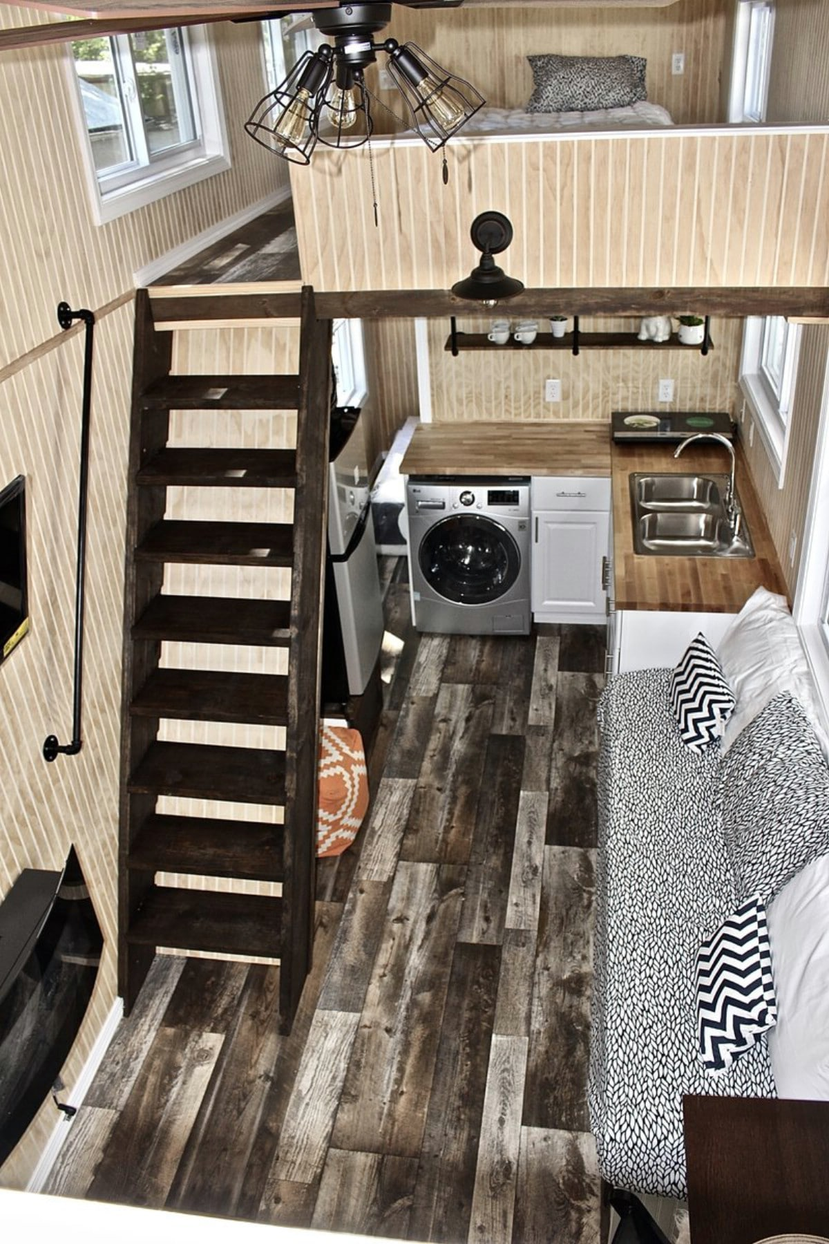 Chalet Tiny Home Tour