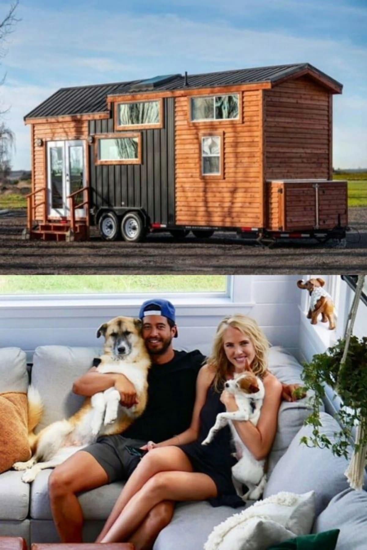 Pet friendly tiny houses