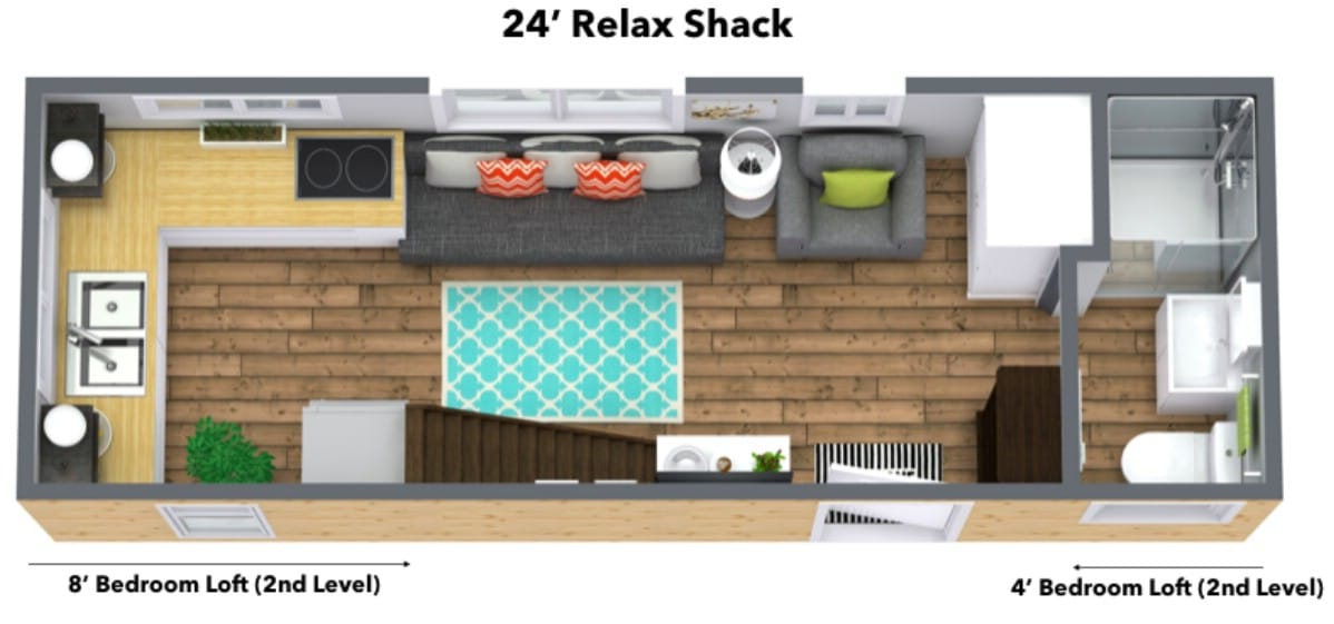 Relax Shack Tiny Home Tour