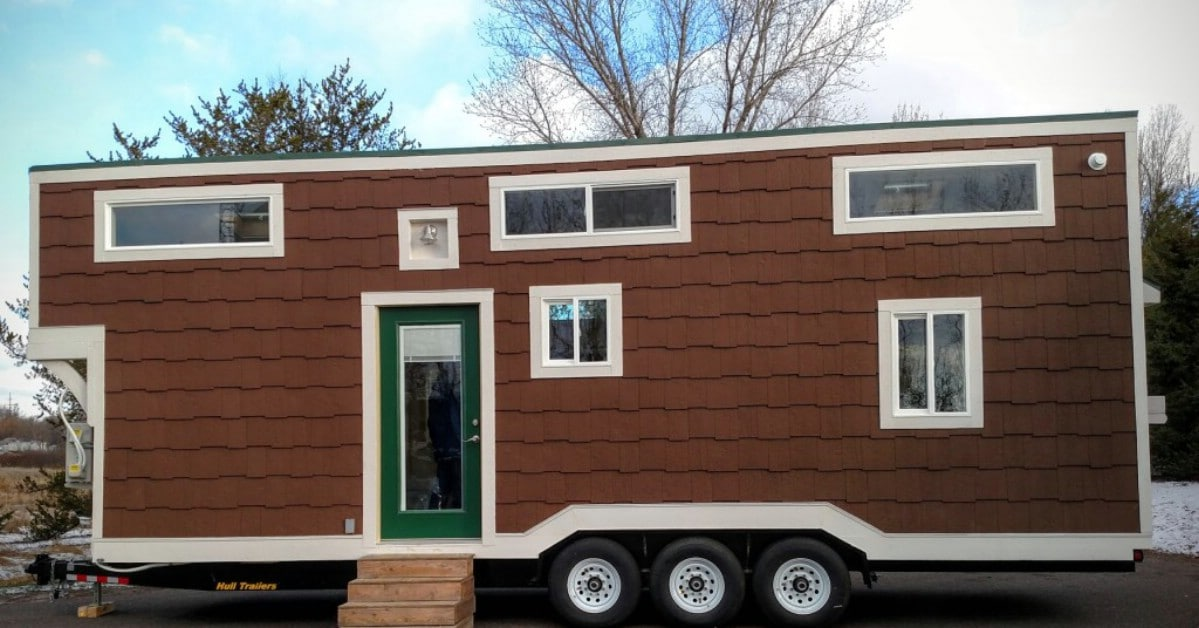 Spirit tiny house tour
