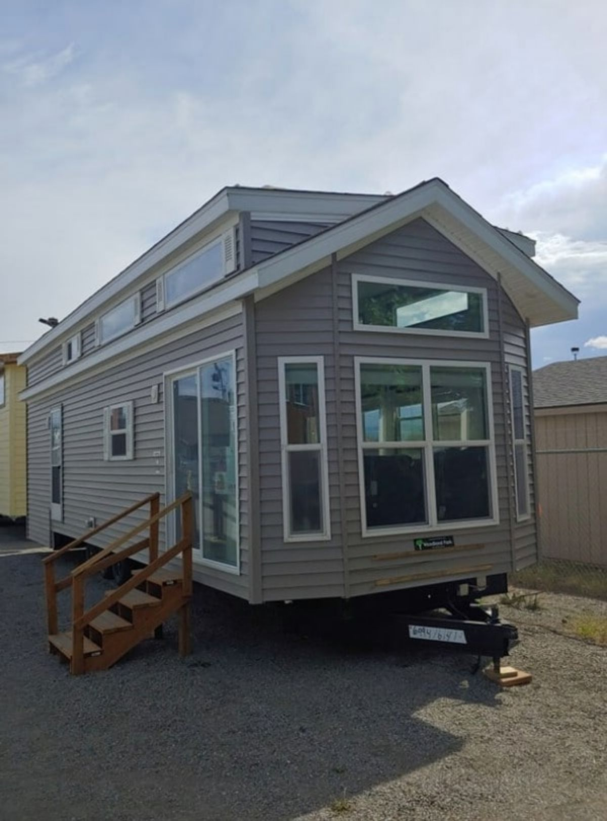 The Grand Teton Park Model Home