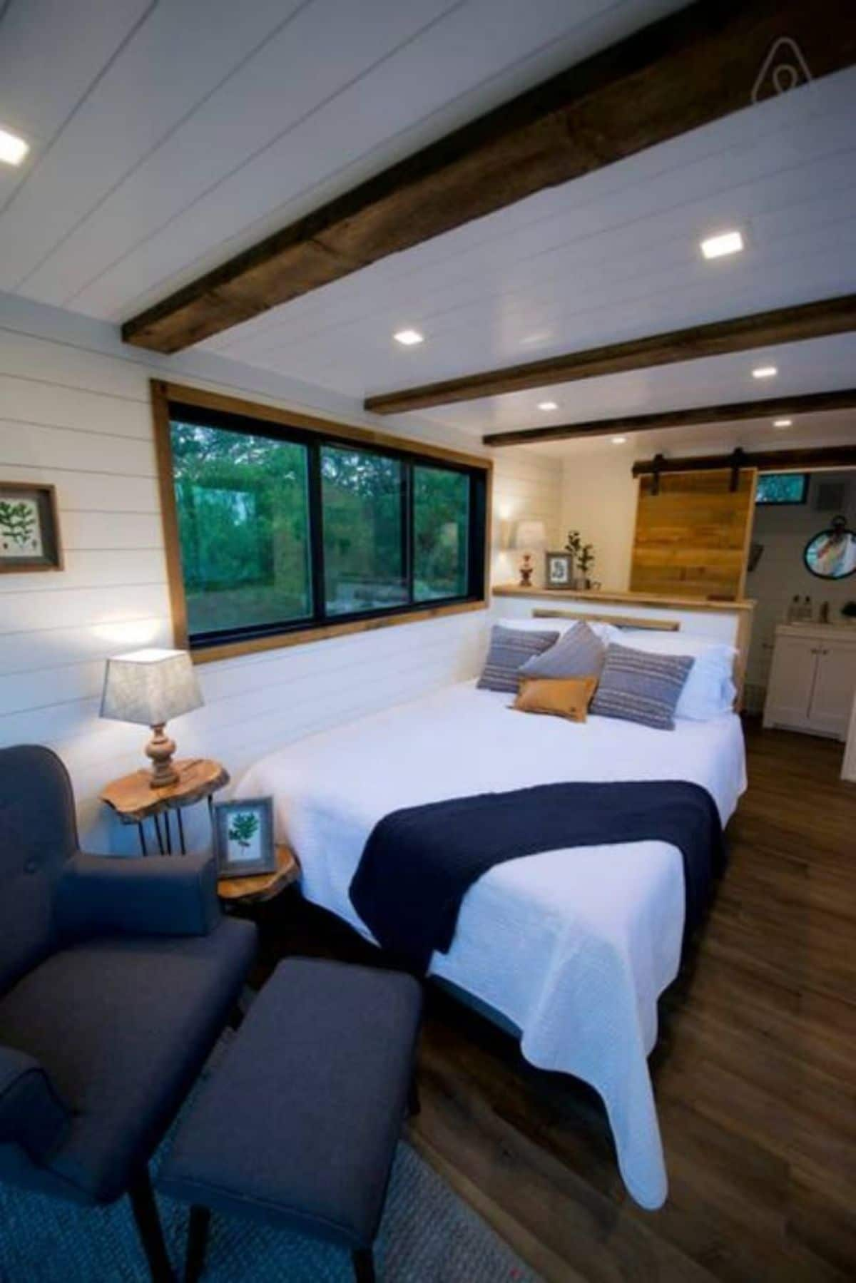 CargoHome Container House with Downstairs Bedroom