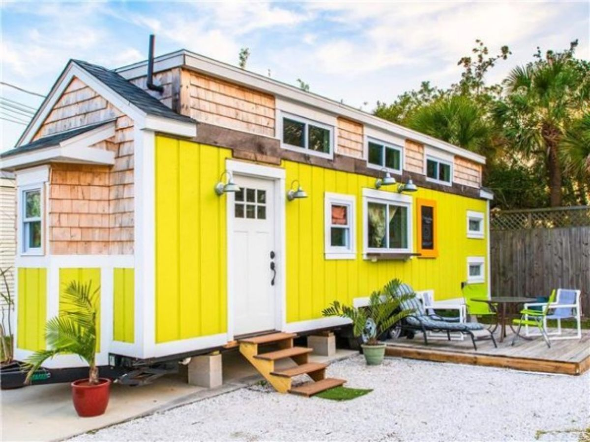 Margarita Tiny House at Tiny House Siesta
