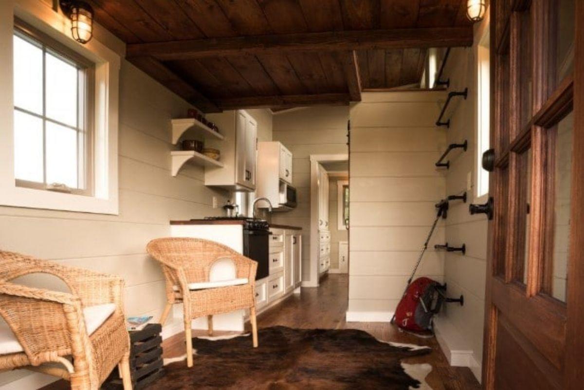 The Boxcar Tiny House
