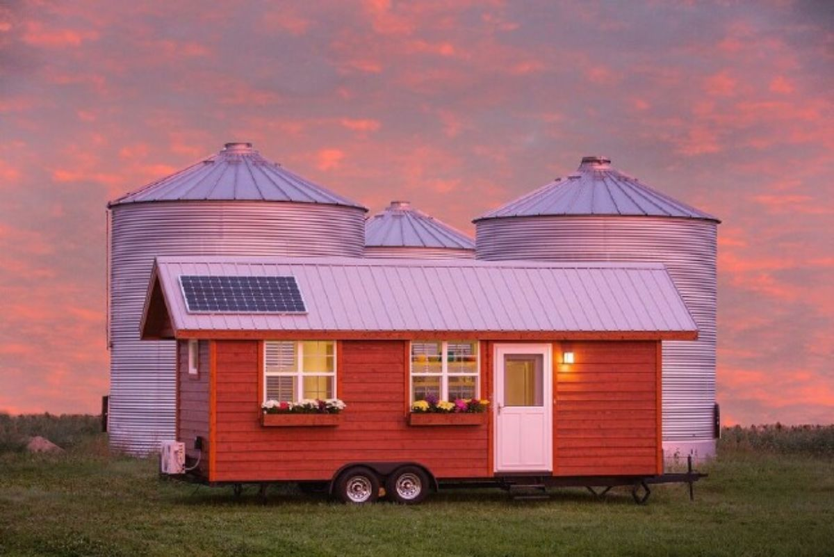 """The Most Beautiful Tiny House in the World"""
