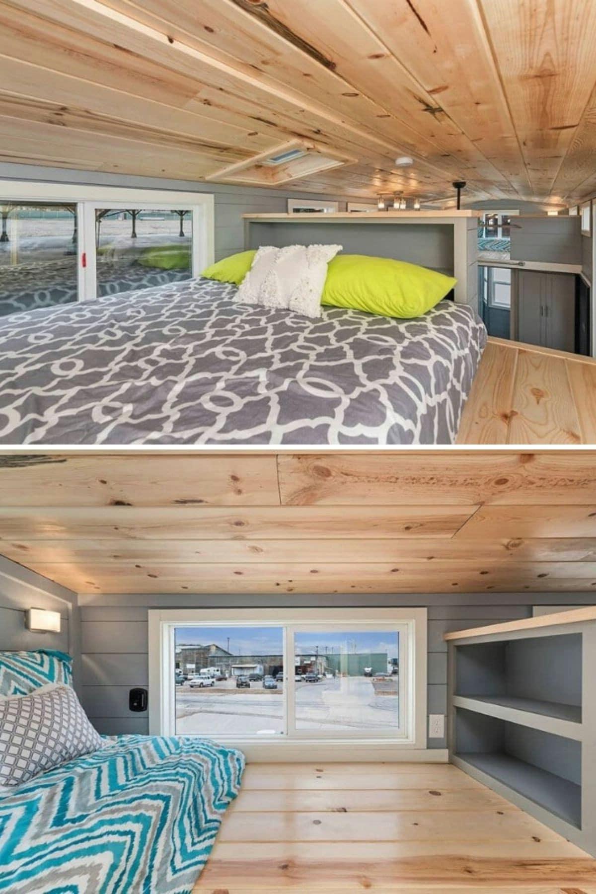 Tiny Idahomes Tiny House With Two Huge Lofts
