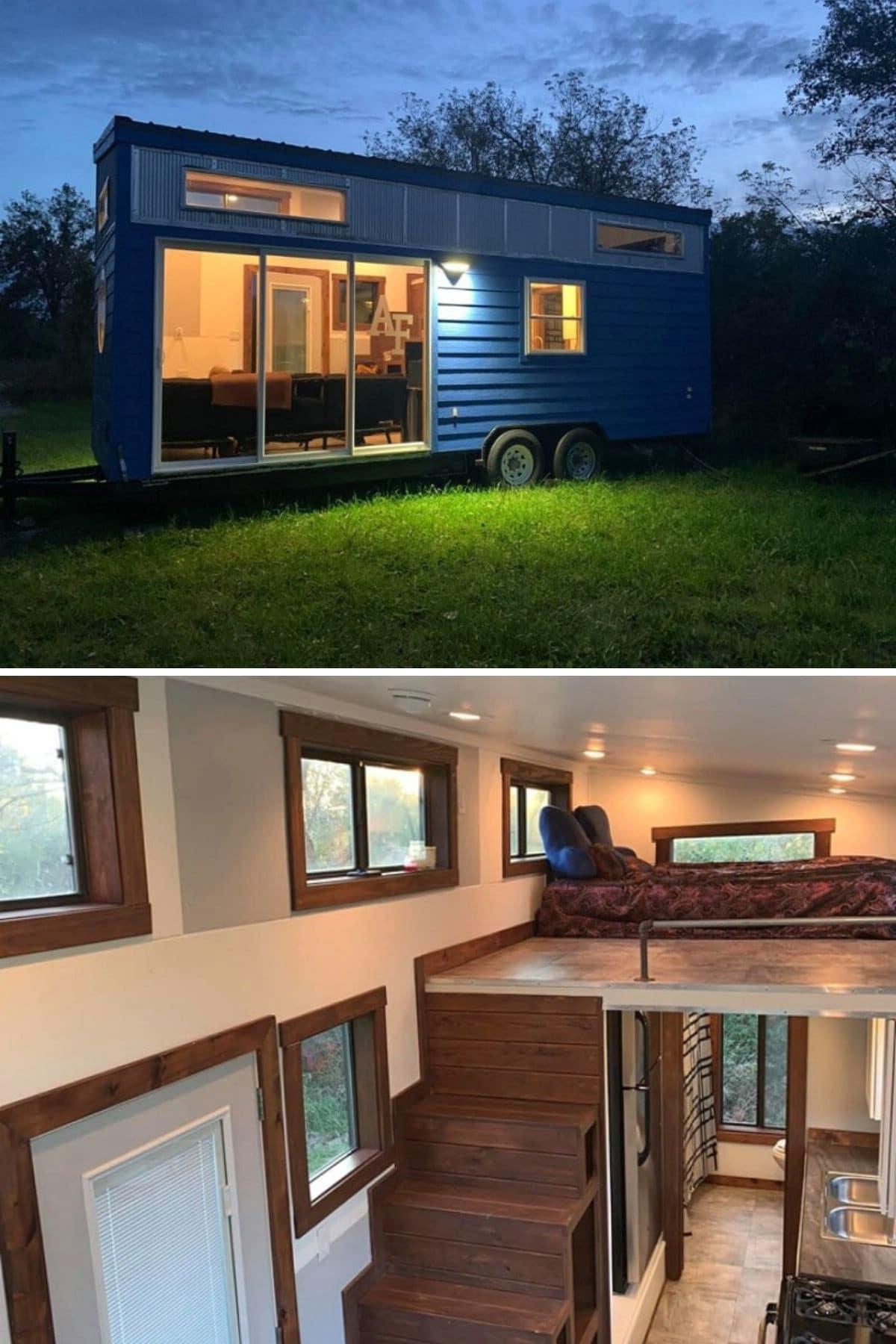 Eco Cabins Tiny House