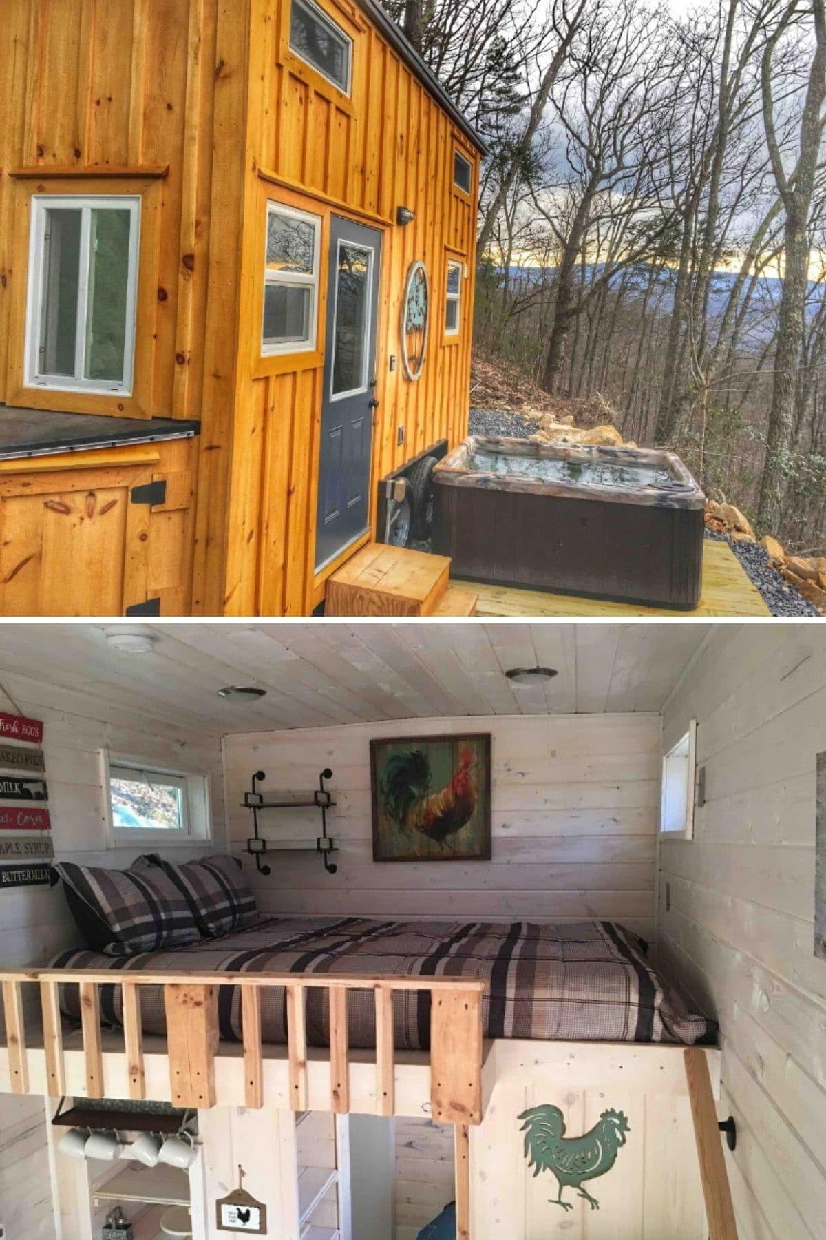 Mountain Farmer Tiny Cabin