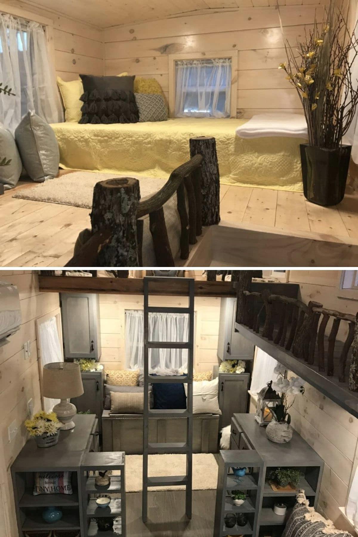 The Dandelion Tiny House