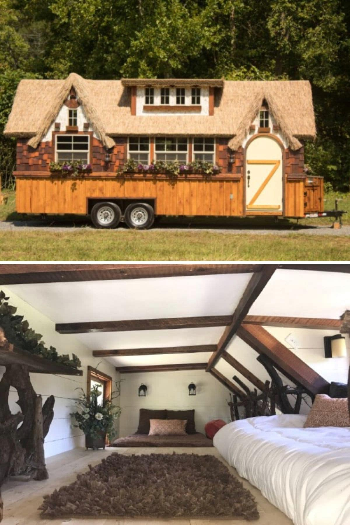 The Highland Tiny House