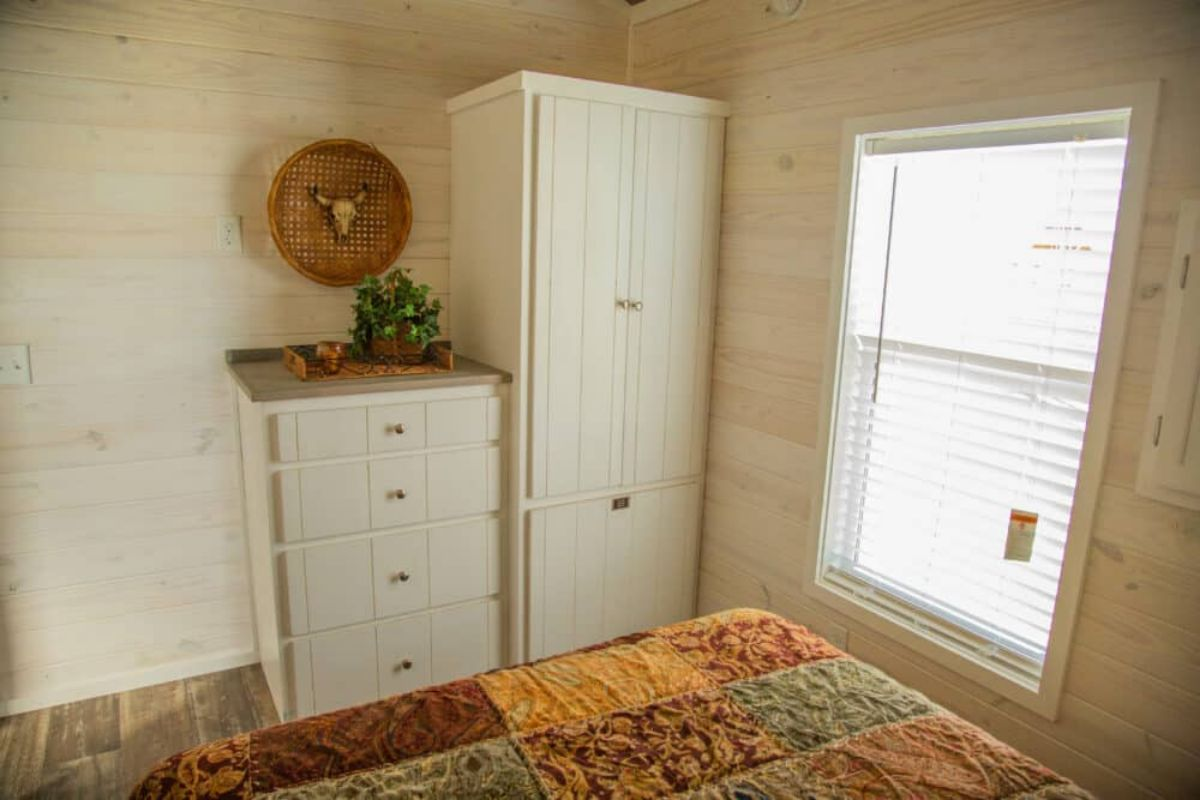The Titus Tiny House With Two Bedrooms