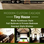 Custom Cascade Tiny Home Collage