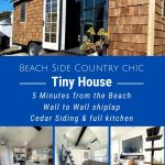 Beach side modern country chic collage