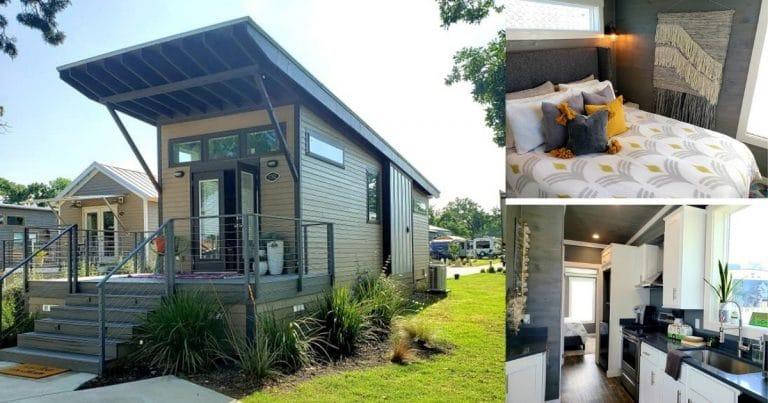 Modern Texas Farmhouse Collage